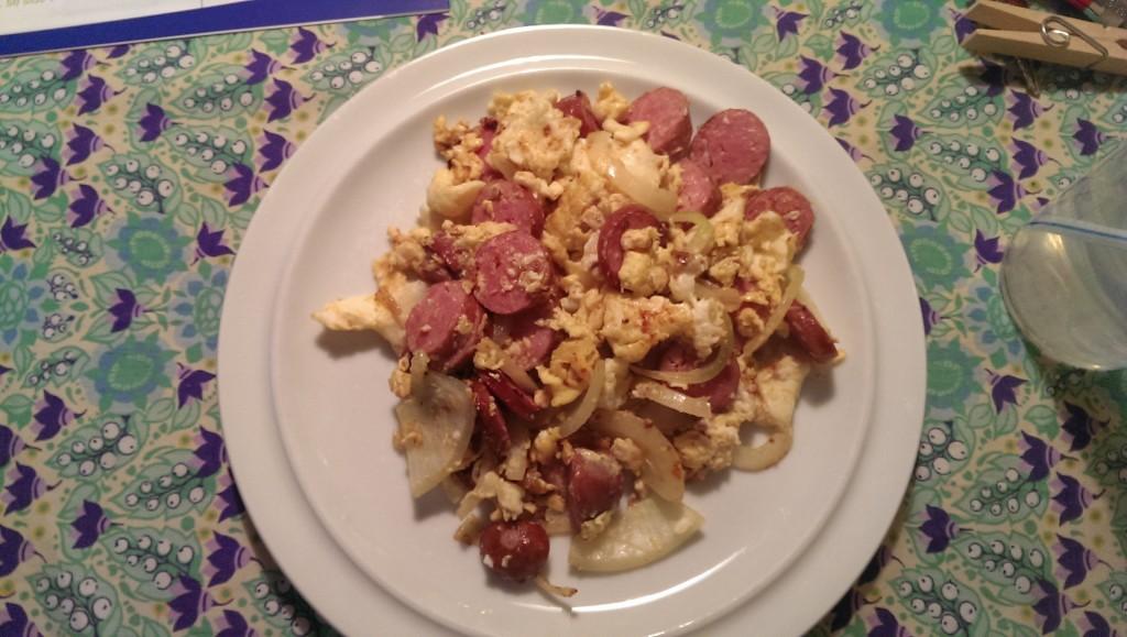 en lækker og hurtig lchf morgenmad