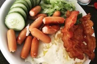 LCHF morgenmad med æg