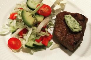 Lækker LCHF aftensmads forslag