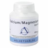 helhetshaelsa-calcium-magnesium-optimal-kapsler-100-stk- LCHF Kosttilskud