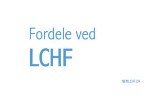Fordele ved LCHF